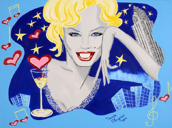 Pop Art Andy Warhol And Tanja Playner Modern Art Contemporary Art